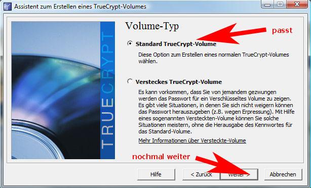TrueCrypt-Typ